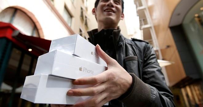 Apple vượt cột mốc 100 triệu người dùng iPhone tại Mỹ