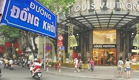 TP.HCM vào top 32 địa điểm mua sắm đắt đỏ nhất thế giới