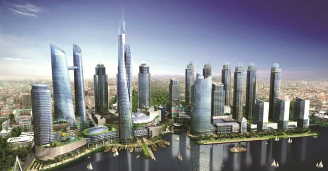 """TP.HCM: Sẽ xây cao ốc 60 tầng trong khu """"đất vàng"""" Ba Son"""