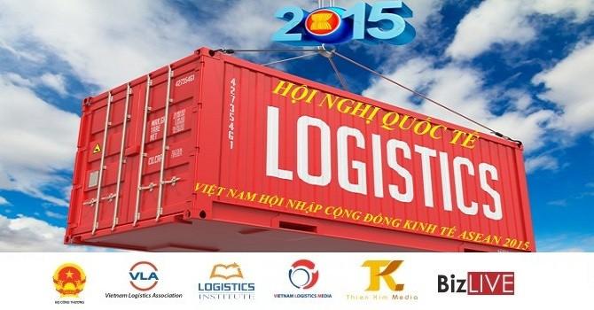 BizLIVE đồng tổ chức Hội nghị quốc tế logistics Việt Nam