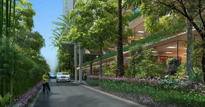 Ecolife Capitol, nơi tận hưởng cuộc sống xanh và thông minh đích thực