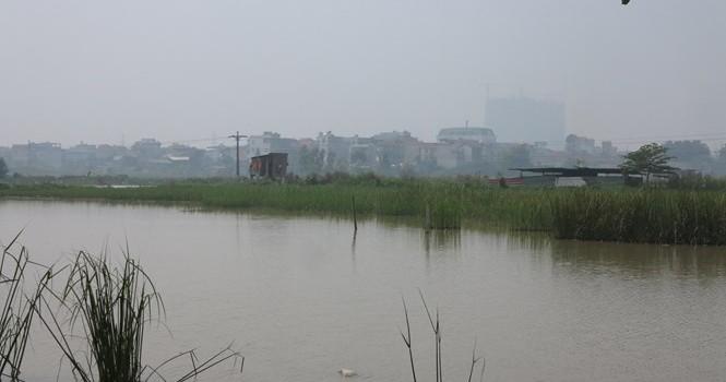 Lãng phí đất giữa Hà Nội