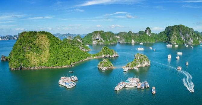 3/10 điểm đến đẹp nhất Đông Nam Á thuộc về Việt Nam