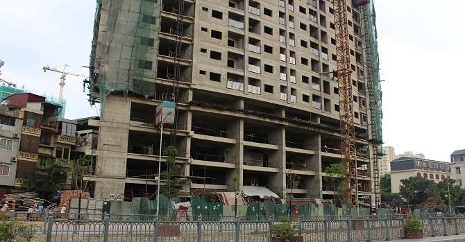 Tòa nhà Thăng Long - Yên Hòa: Công an Hà Nội vào cuộc!
