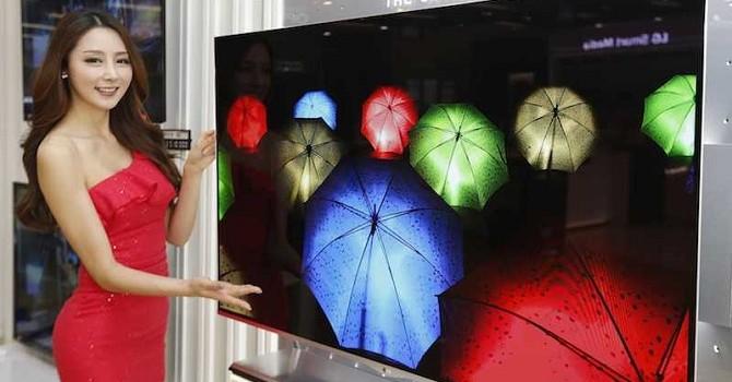 LG Display đầu tư 8,7 tỷ USD cho nhà máy sản xuất màn OLED mới