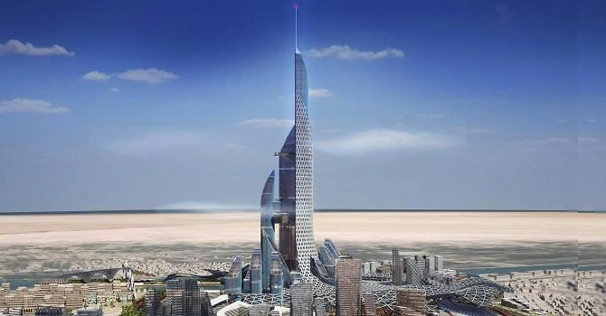 Kiến trúc đồ sộ của tòa tháp cao nhất thế giới sắp xây tại Iraq