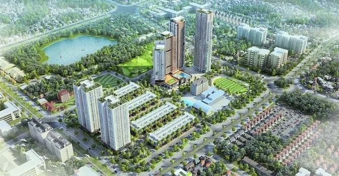 HD Mon Holdings và siêu dự án gần 6.000 tỷ Mon City