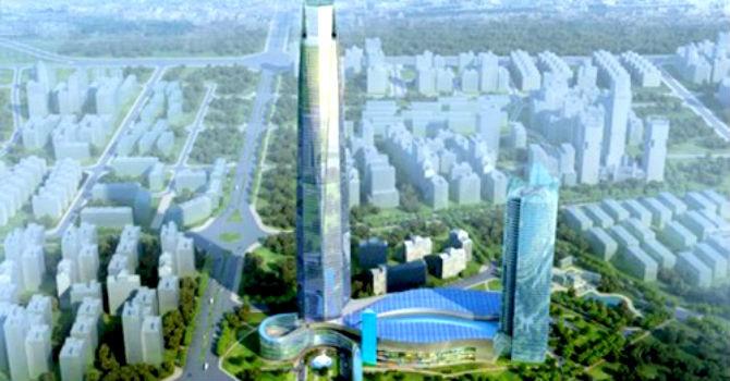 Duyệt quy hoạch khu đô thị có tòa tháp cao nhất Hà Nội