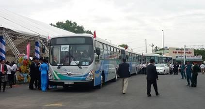 2.000 tỷ đầu tư xây dựng tuyến BRT Bình Dương - Suối Tiên
