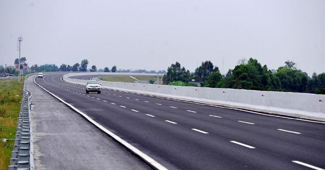 Đi từ Hà Nội tới Hải Phòng đường cao tốc giờ chỉ mất 1 tiếng