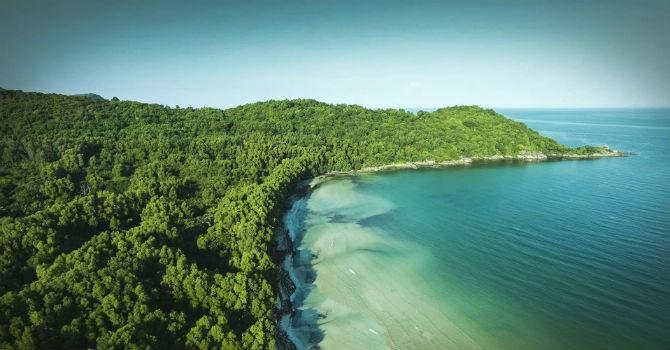 Chiêm ngưỡng vẻ đẹp nên thơ của Bãi Khem Phú Quốc
