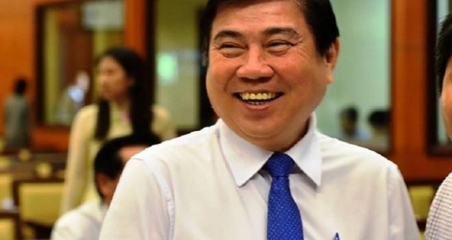 Ông Nguyễn Thành Phong được giới thiệu bầu vào chức Chủ tịch TP.HCM