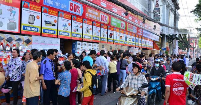 Big bang: Mua sắm ở Nguyễn Kim với lãi suất siêu ưu đãi