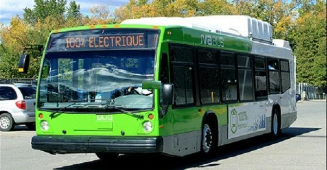 Mở 3 tuyến xe buýt điện chạy trong trung tâm TP.HCM