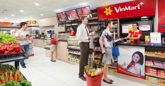 VinMart+ trở thành chuỗi cửa hàng tiện ích lớn nhất Việt Nam