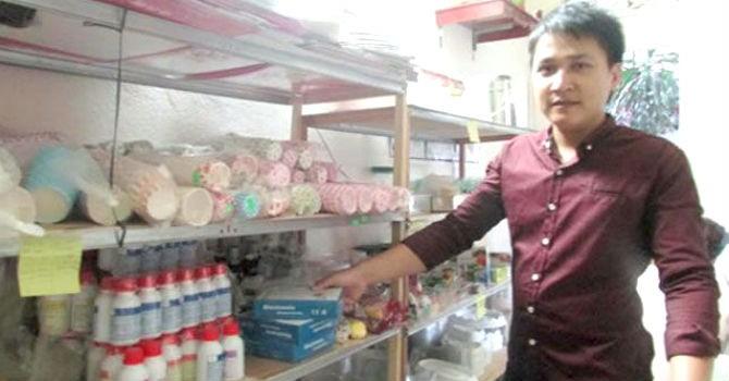Kiếm 400 triệu đồng/tháng nhờ bán đồ nghề làm bánh