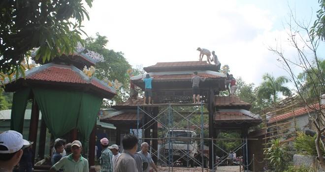 Đà Nẵng: Người dân đề nghị làm rõ trách nhiệm việc xây dựng biệt phủ trái phép