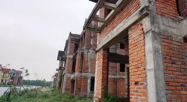 Nghệ An: Xót xa khu biệt thự nghìn tỷ bỏ hoang giữa đô thị du lịch biển