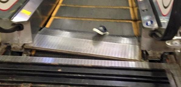 TP.HCM: Phút giây kinh hoàng khi thang cuốn ở siêu thị Lotte gặp sự cố