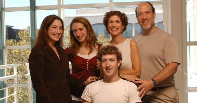 Nuôi dạy con thành doanh nhân: Bài học từ cha đẻ Mark Zuckerberg
