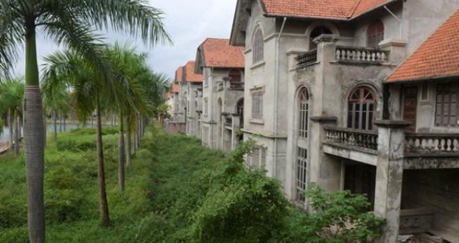 Khu đô thị bị bỏ hoang: Đâu là nguyên nhân?