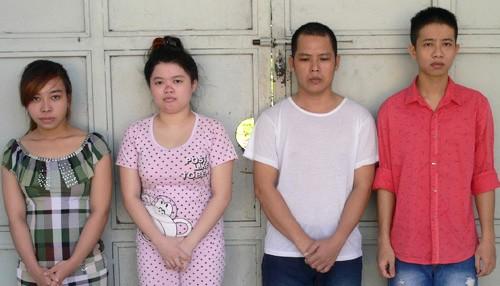 Sang Campuchia làm vàng giả mang về nước lừa đảo
