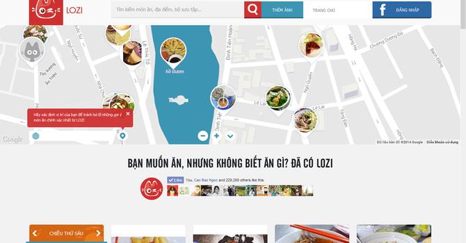 Ứng dụng tìm món ăn Việt gọi vốn triệu đô như thế nào?