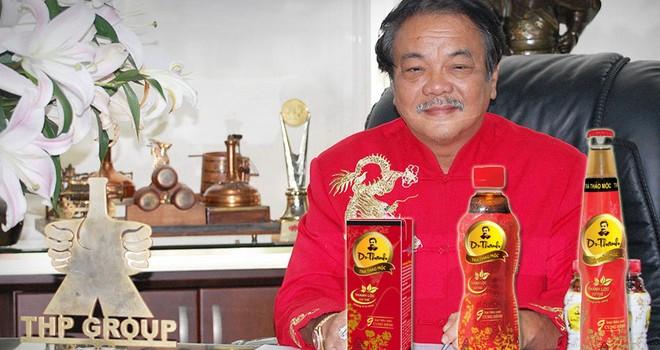 Ông Trần Quí Thanh không còn trực tiếp sở hữu và điều hành Tân Hiệp Phát