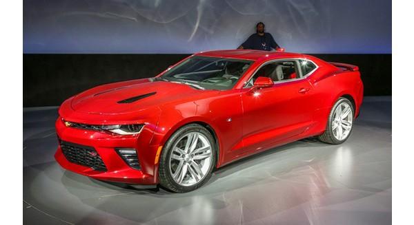 Những mẫu xe hơi được quan tâm nhất trong năm 2015