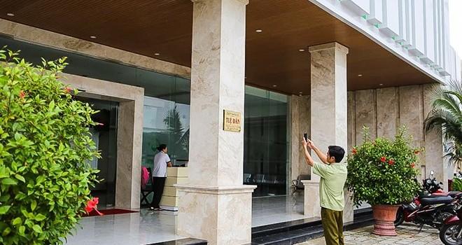 Cửa hàng từ chối khách Việt là của người Trung Quốc?