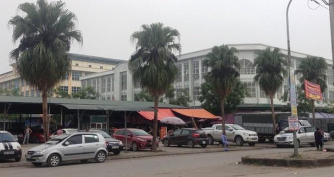 Tạm dừng dự án Trung tâm thương mại ở Ninh Hiệp