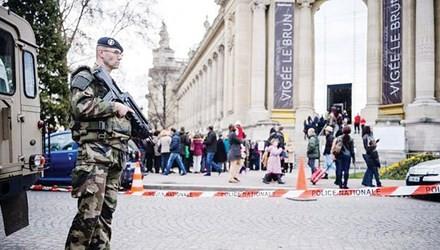 Châu Âu thắt chặt an ninh dịp năm mới