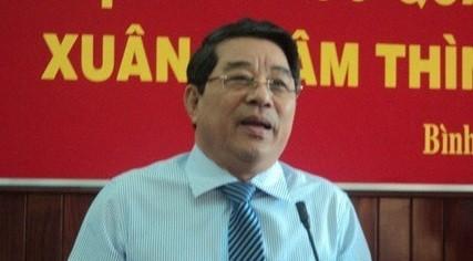 Cựu Chủ tịch tỉnh Bình Phước bị yêu cầu kiểm điểm