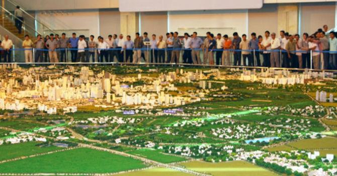Hà Nội điều chỉnh cục bộ quy hoạch phân khu đô thị S2