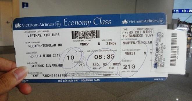 Kiếm được bao nhiêu từ buôn vé máy bay?