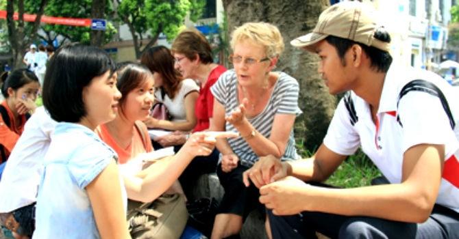 Người Việt học tiếng Anh như thế nào?