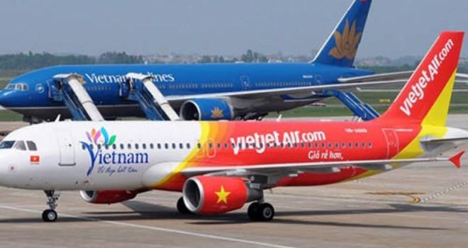 Vietnam Airlines đánh mất 10% thị phần nội địa chỉ trong 2 năm