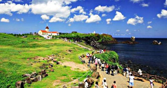 46 du khách Việt biến mất khỏi đảo Jeju