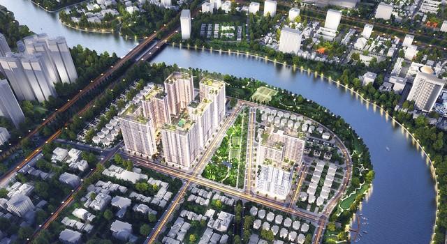 Địa ốc 24h: Các đại gia địa ốc bất ngờ chuyển hướng về khu Nam Sài Gòn