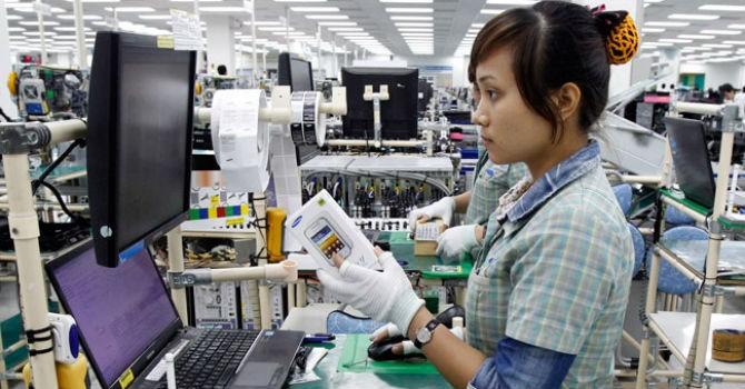 """Điện thoại """"Made in Viet Nam"""" xuất khẩu nhiều nhất sang Châu Âu"""