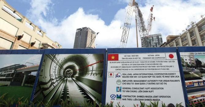 Tuyến Metro số 2 được đội vốn, kéo dài thời gian hoàn thành