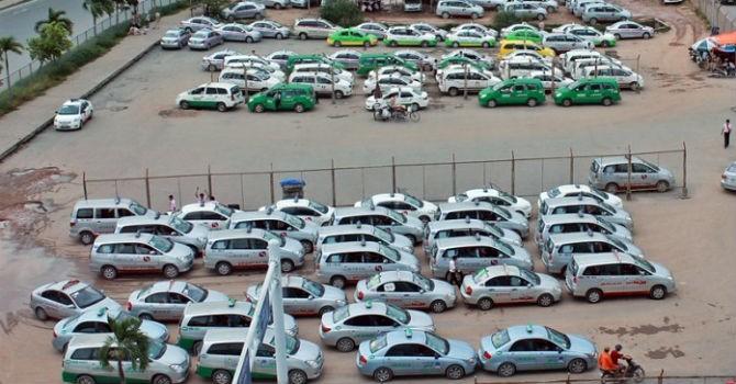 Tính niên hạn sử dụng xe taxi ngay từ lần đầu đăng ký