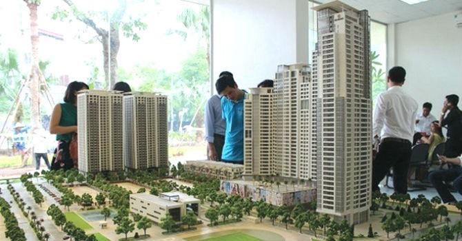 TP.HCM: Lượng căn hộ bán ra trong quý IV/2015 cao kỷ lục