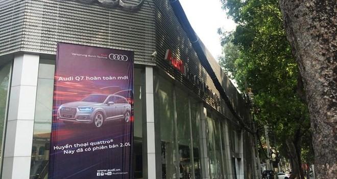 """Nhân viên cũ """"tố"""" Audi TP.HCM đuổi việc trái luật, làm giả hợp đồng"""