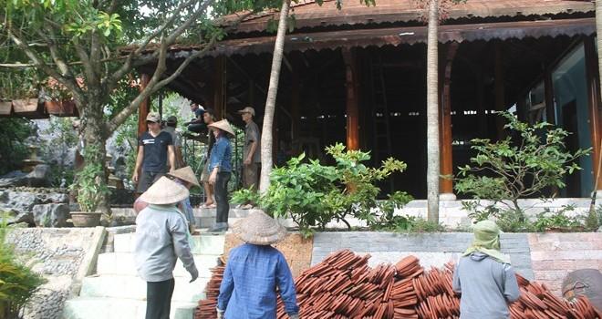 Đà Nẵng: Gia hạn tháo dỡ biệt phủ không phép trên đèo Hải Vân