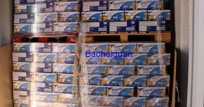 Khó xử lý sữa Ensure nhập khẩu vi phạm