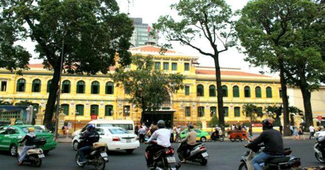Địa ốc 24h: Nóng bỏng cuộc đua săn mặt bằng bán lẻ ở trung tâm Sài Gòn