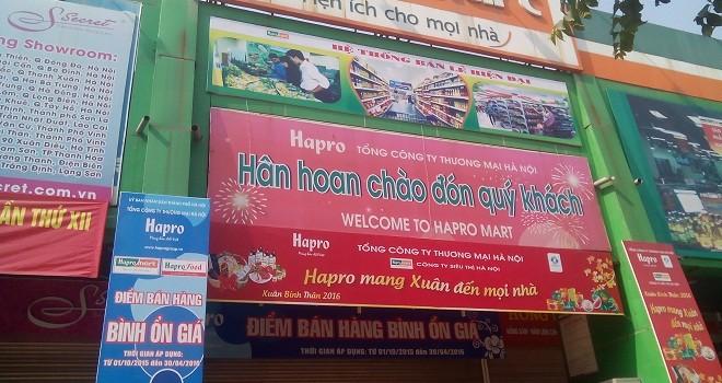 """Tân Chủ tịch TP.Hà Nội chỉ đạo, các siêu thị """"lắc đầu""""!"""