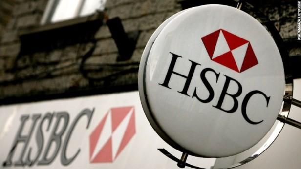 Châu Á hụt hẫng khi HSBC quyết định ở lại London