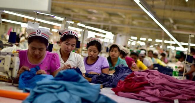 Dệt may châu Á lo sốt vó trước sức mạnh TPP đem lại cho Việt Nam